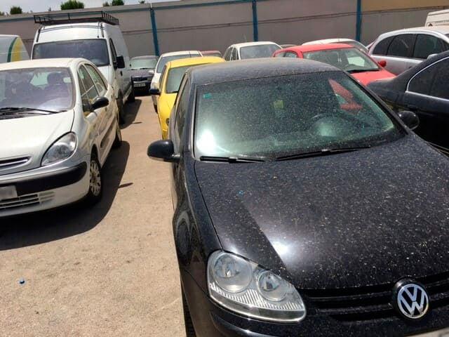 Venta de vehículos usados