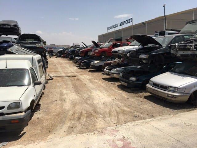 Desguaces de coches Albacete