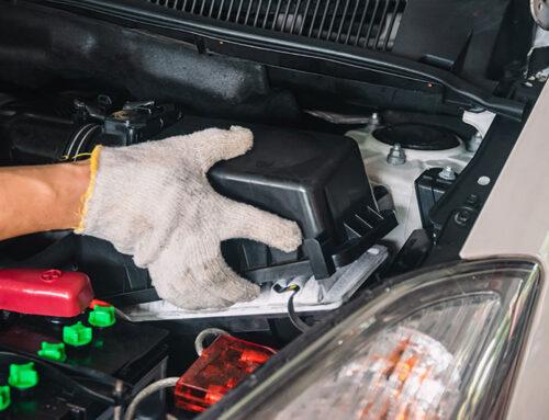 ¿Cuándo se cambia el filtro de aire del coche?