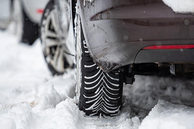 desgaste de los neumáticos | Ruedas desgastadas